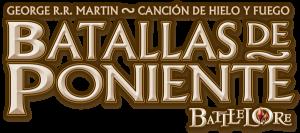 Batallas de Poniente - Battlelore
