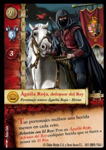 Águila Roja - Realeza