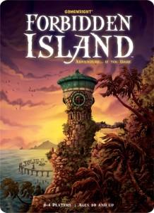 La Isla Prohibida - Portada