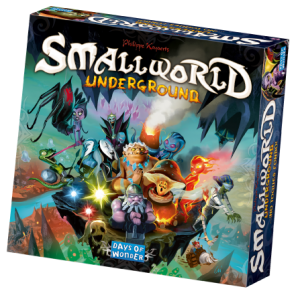 Smallworld Underground - Caja