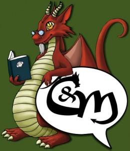 Cómic & Mazmorras - Logo