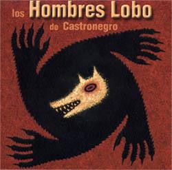 Hombre Lobo de Castronegro - Portada