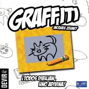 Graffiti - Portada