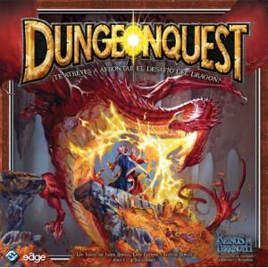 DungeonQuest - Portada
