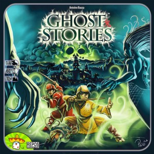 Ghost Stories - Portada