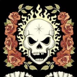Portada del juego Skull & Roses de Hervé Marly