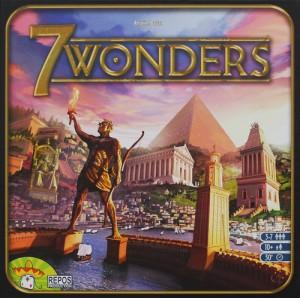7 Wonders - Portada