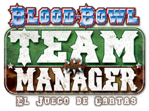 Blood Bowl Team Manager - Logo