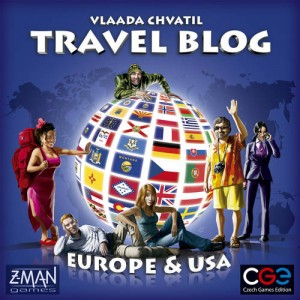 Travel Blog. Vlaada Chvatil
