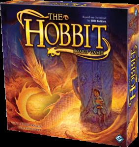 El Hobbit - Portada