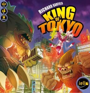 King Of Tokyo - Portada