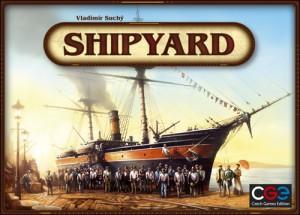 Shipyard - Portada