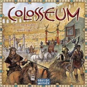 Colosseum - Portada