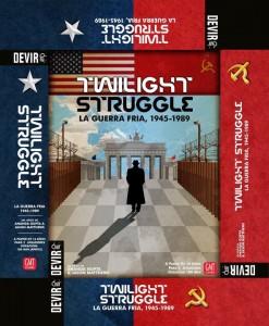 Devir - Twilight Strugle - Diseño