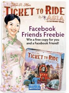 Aventureros al Tren Asia - Facebook Concurso