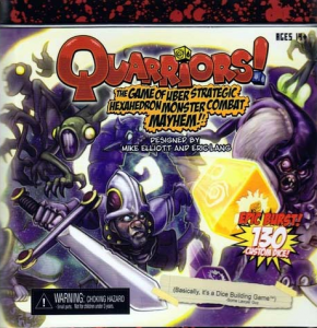 Quarriors - Portada