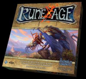Rune Age - Caja