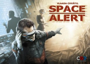 Space Alert - Portada