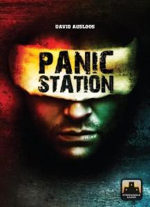 Panic Station - Portada