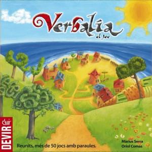 Verbalia - Portada