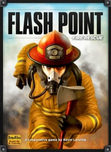 Flash Point: Fire Rescue - Portada