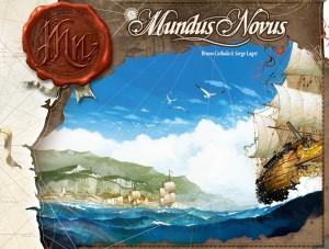 Mundus Novus - Portada