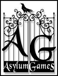 Logotipo de la editorial española Asylum Games