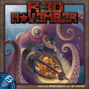 Portada del juego Noviembre Rojo.