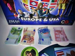 Travel Blog - Detalle del dinero