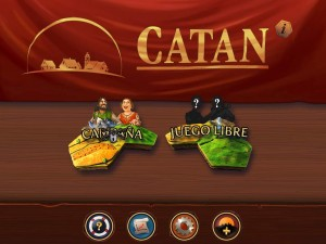 APP de Colonos de Catan.