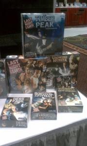 Catálogo de juegos de la familia Last Night On Earth