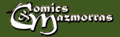 Logotipo de Cómics y Mazmorras