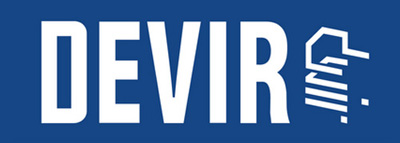 Logotipo de la editorial Devir