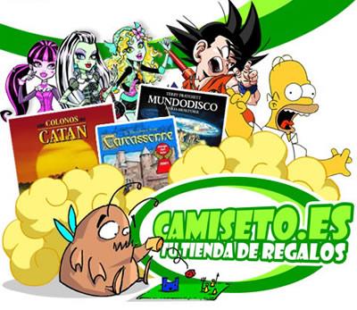 Logo de la tienda Camiseto.es