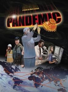 Portada del juego Pandemic