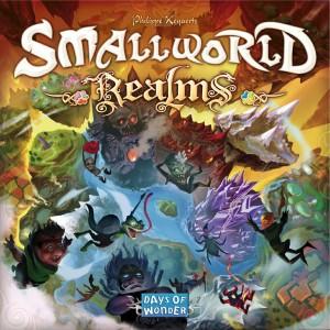 Portada de Smallworld Realms