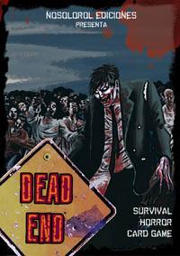 Portada del juego Dead End