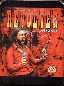 Portada del juego Revolver