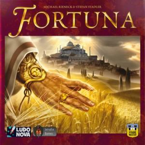Portada del juego Fortuna de la editorial Ludonova