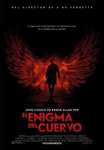 El Enigma del Cuervo - Poster