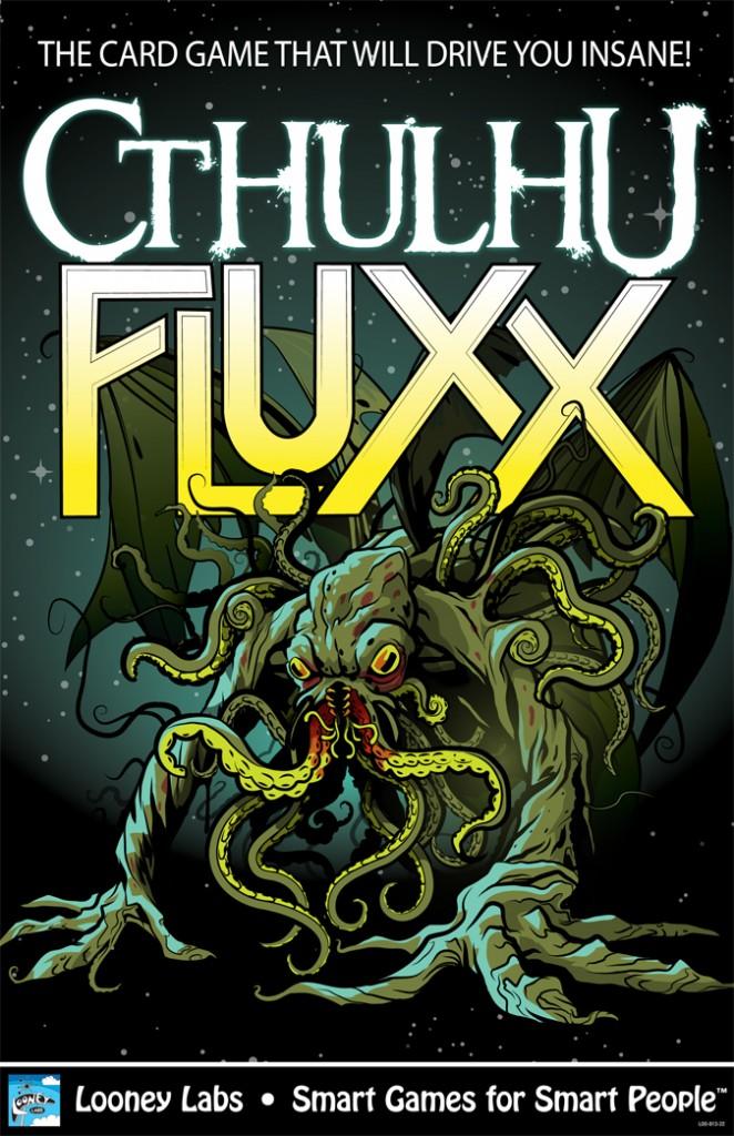 Cthulhu Fluxx - Portada