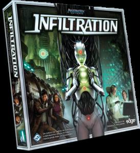 Infiltration - Caja