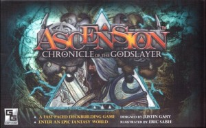 Ascension - Chronicle of the Godslayer