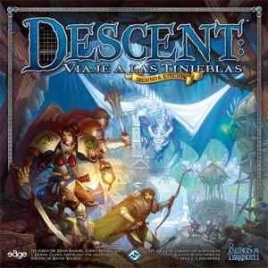 Descent - Portada 2ª Edición