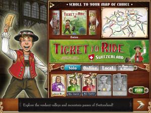 Ticket To Ride - iPad - Selección