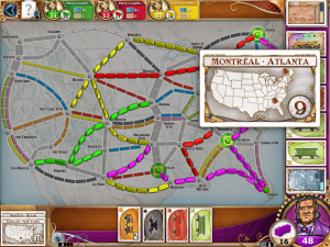 Ticket To Ride - iPad - USA 7
