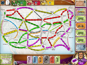 Ticket To Ride - iPad - USA 8