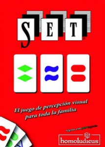 Set - Homoludicus Portada
