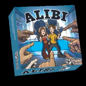 Alibi - Caja