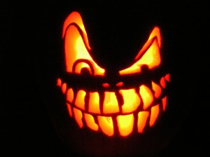 Halloween - Jack'o'Lantern